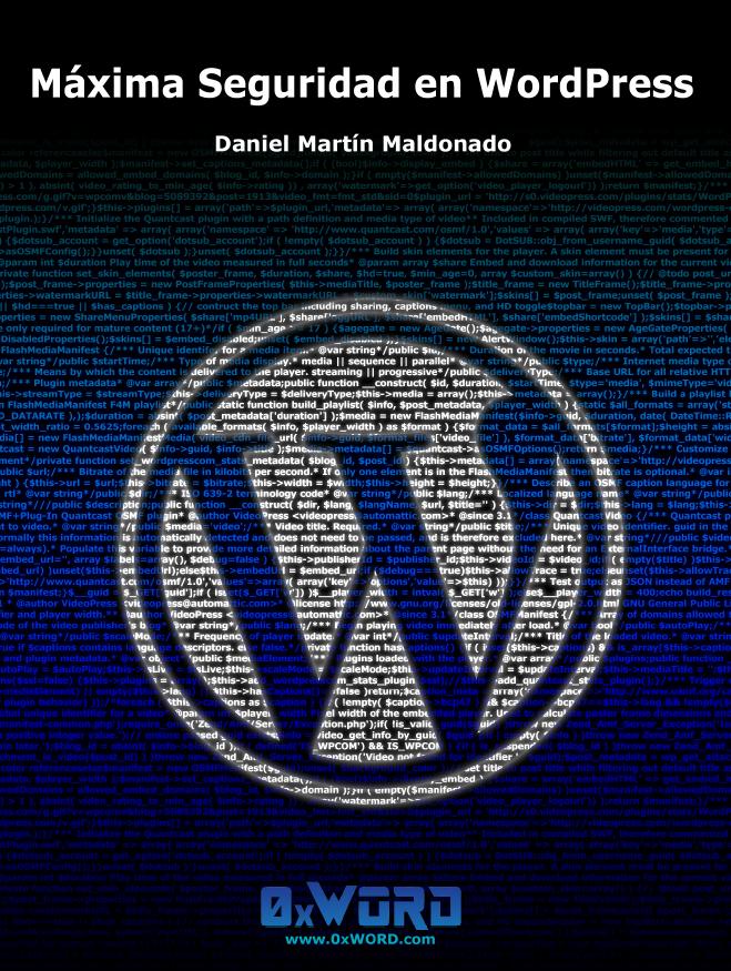 Máxima Seguridad en WordPress