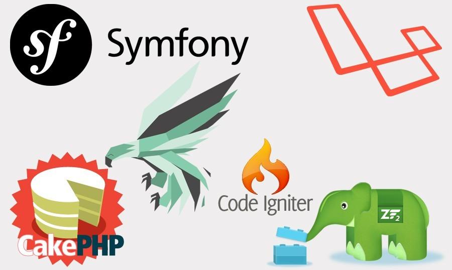 Los Frameworks PHP